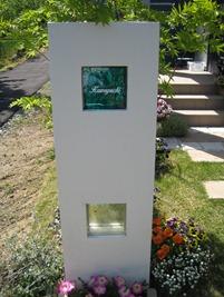 2008 グラフィカスリム門柱 001