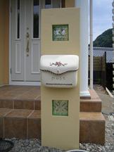2008 008グラフィカスリム門柱