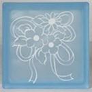 Glassblock design Hanataba