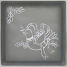 Glassblock design Hato