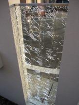 ジュエルグラス40-120ティアードロップH型の施工実績