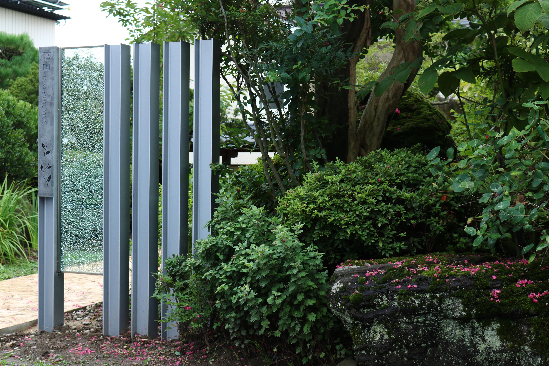 プレミアムH鋼門柱