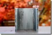Rust silver  Aluminum Hsteel 8784