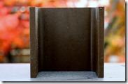Satin Dark brown Aluminum Hsteel8777