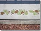 Konkurīto moyō bordet art Budō Sekō rei 0261334