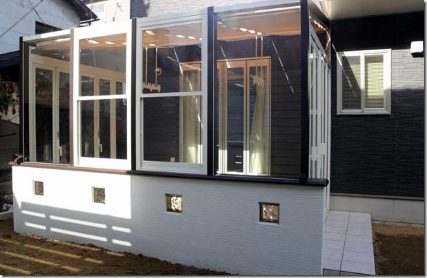 ココマⅡ腰壁タイプガーデンルーム