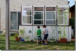 ガーデンルームココマⅡ腰壁タイプ
