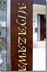 オリジナル特殊塗装伊尚胡桃をレザーカットで文字を作る63