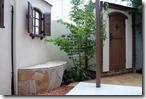 Dea's patio wall c 5041