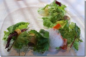 小布施フレンチ メゾン・ド・ナチュール 秋刀魚料理