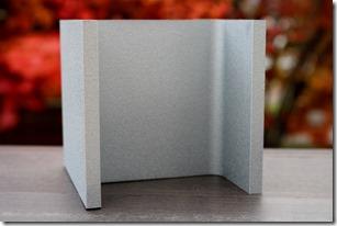 Satin silver Aluminum Hsteel 8766