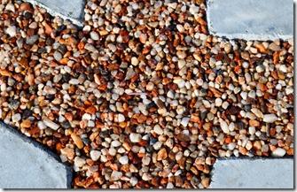 Natural stoneYamato cherryResin paving 10