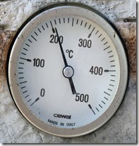 Piza kamathermometer 9403