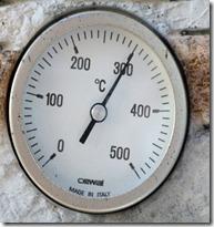 Piza kamathermometer 9406