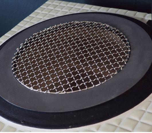 焼き網 オプション ファイヤーサイド