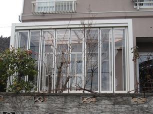 GardenRoom zima