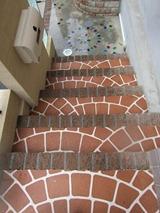 スプレー工法の床