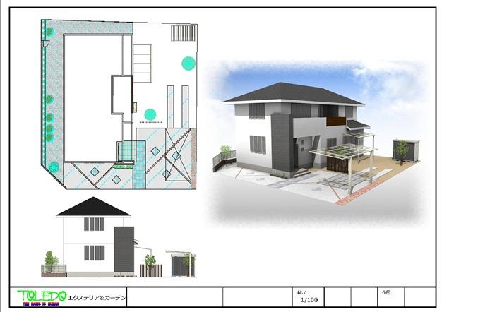 T様邸デザイン