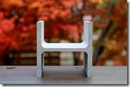 Satin silver Aluminum Hsteel 8783