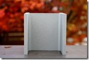 Satin silver Aluminum Hsteel8782