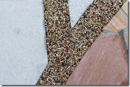 コンクリート目地樹脂舗装淡路五色