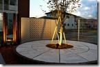 庭のエクステリア照明