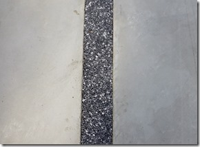 Concrete joint resin paving 0325